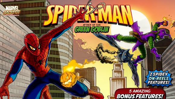SPIDER MAN ~Attack of the Green Goblin