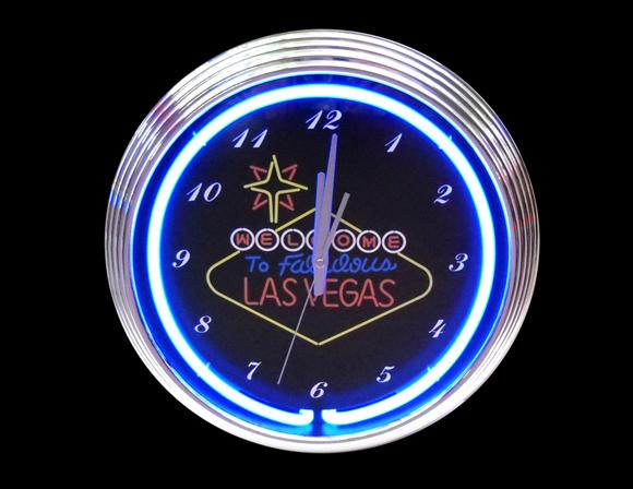 ラスベガスの時計