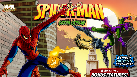 SPIDER MAN ~Attack of the Green Goblin